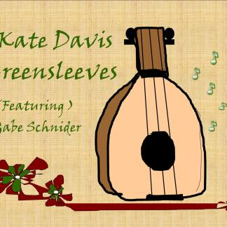 greensleeves lute